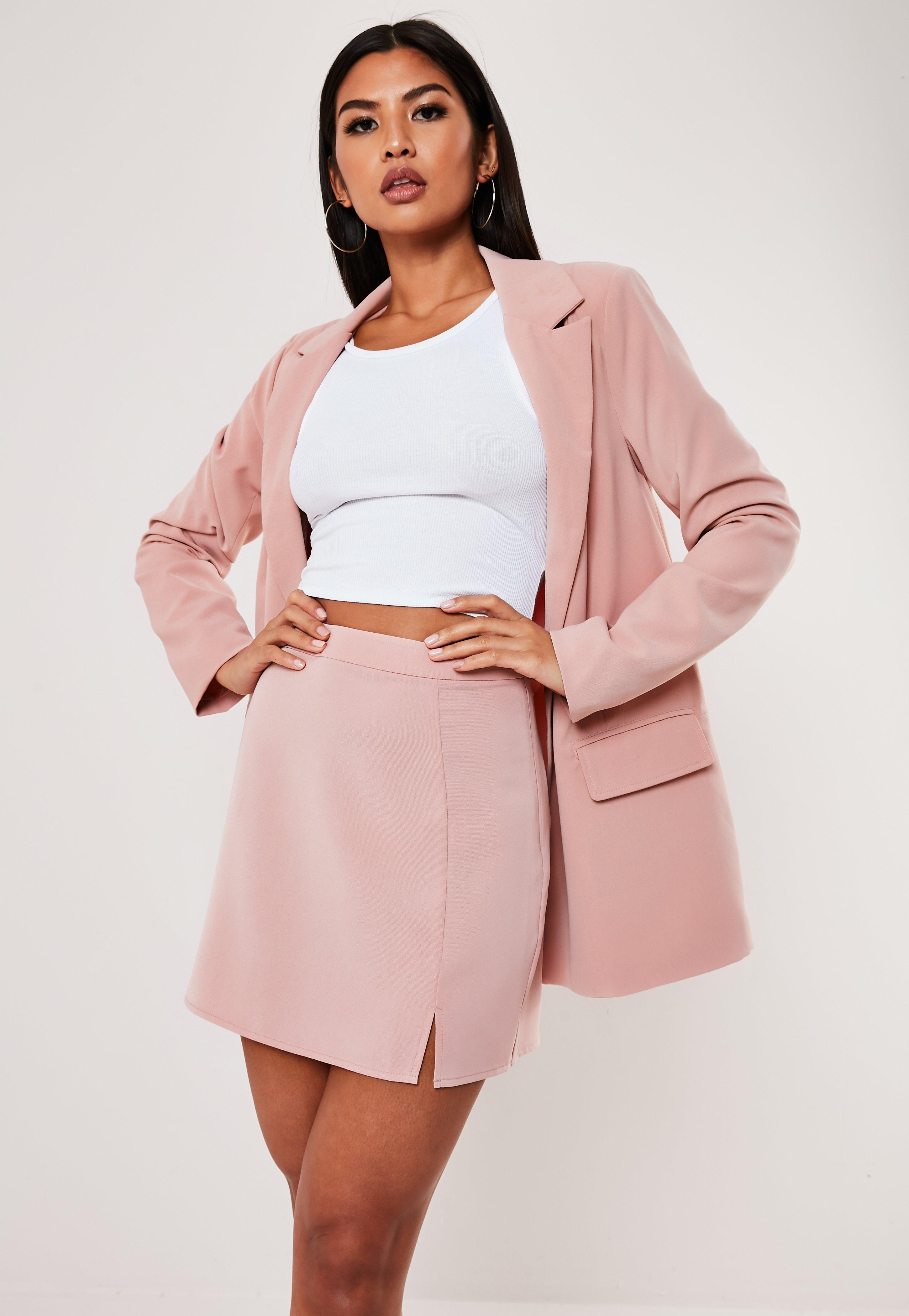 51ec3b67a4f5 Women's Tailoring | Suits for Women & Tailored Sets - Missguided