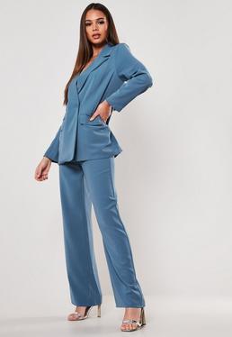 e1bd1e697a425 Flare Pants - Women's Boho Flare & Ruffle Pants | Missguided