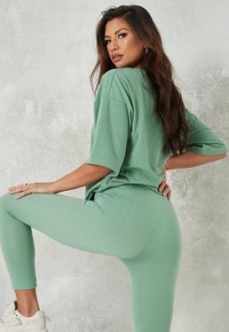 Pantalones Petite Pantalones Capri Y Anchos Missguided